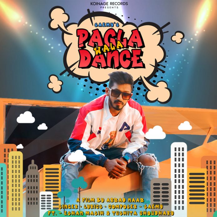 Papa Rap Singer is back with Pagla Wala Dance this Holi
