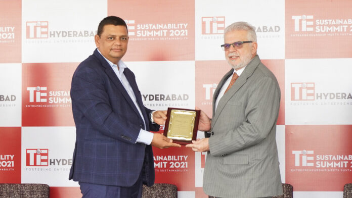 TiE Sustainability Summit 2021(TSS-2021) the world's largest summit where entrepreneurship meets sustainability will be held in October 2021