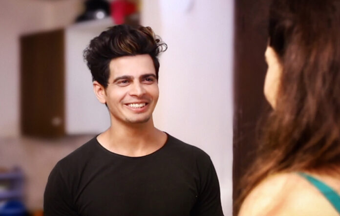 A step Ahead with Actor Sachin Vashist in Youtube Series- Why Me?