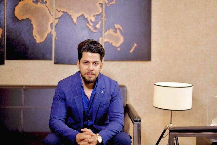 Mr. Utkarsh Gupta Next-gen entrepreneur inspiring students to scale heights in professional spheres